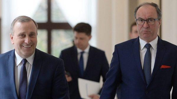 Prawybory - Schetyna, Czarzasty, Zjednoczona Opozycja