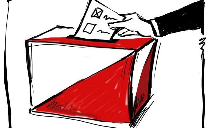 Prawybory - urna